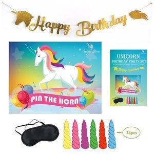 Other - Unicorn Theme Party Set